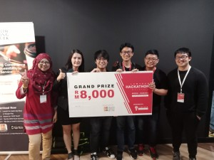 The First Ever LawTech Hackaton 2018